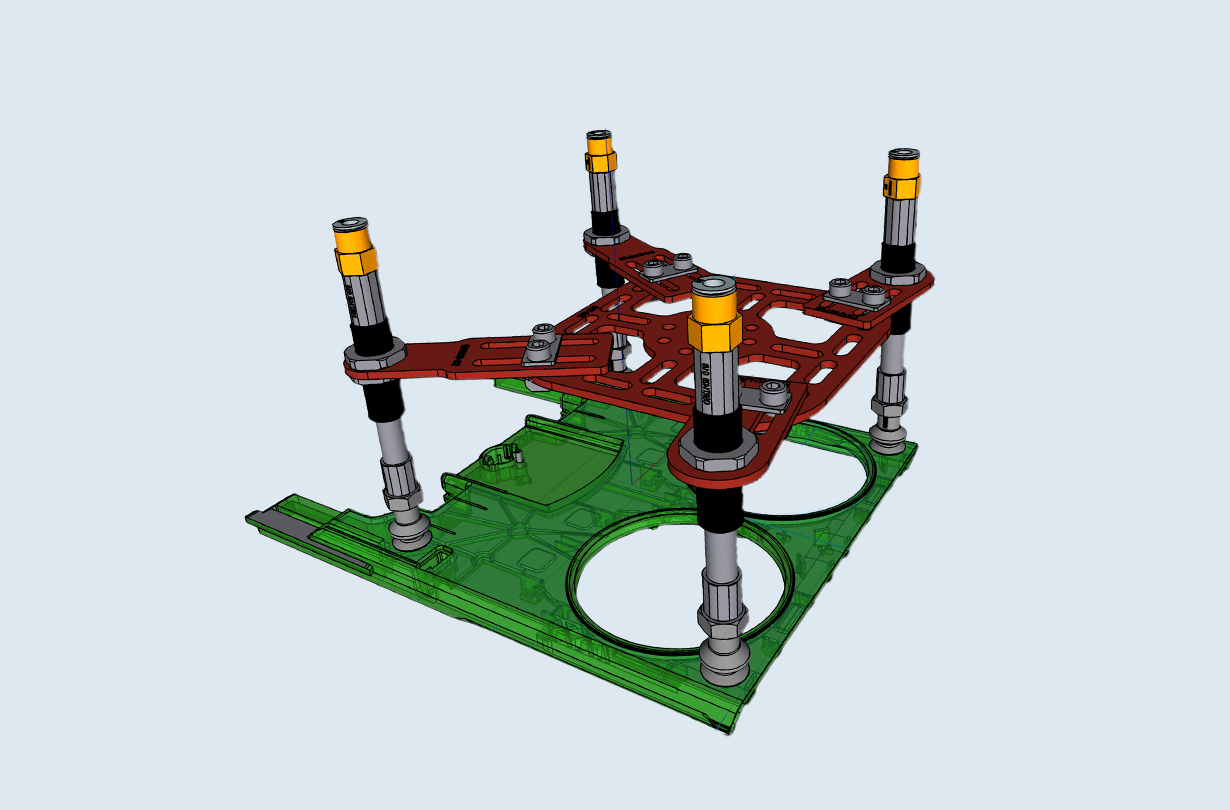 3d systec reviewing tool designs in shapr3d workspace