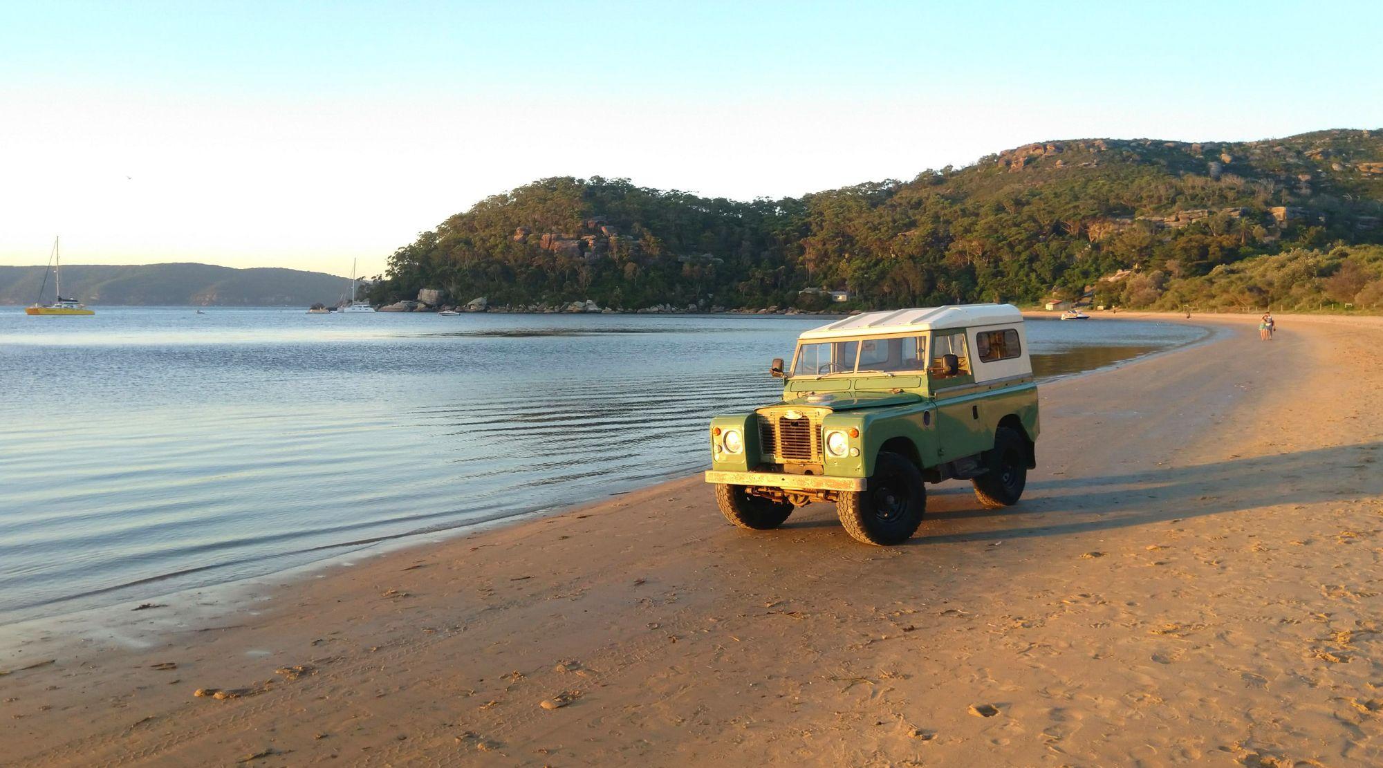 Marketing material for Jaunt Motors electric vehicle in Australia