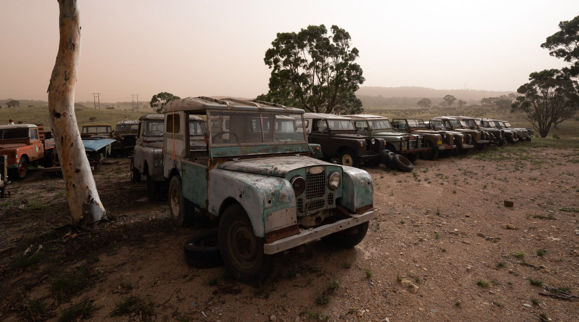 Jaunt Motors Land Rover 4x4 in Australia